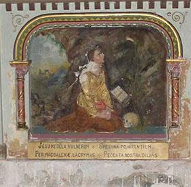autel eglise rennes le chateau
