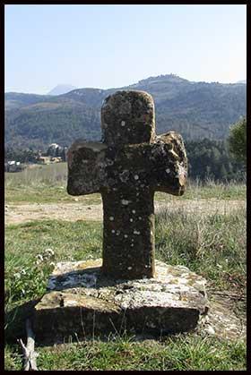 croix montazels rennes le chateau