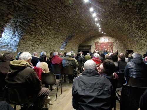 salle wisigothe 17 janvier rennes le chateau